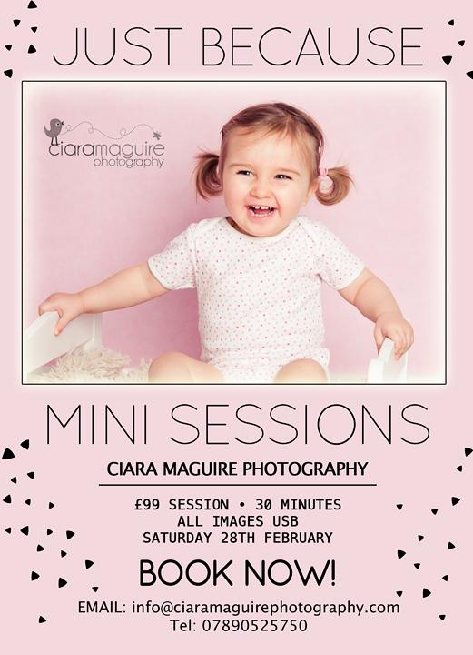 Mini Session Offer