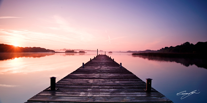 Sunrise Knockninny Quay