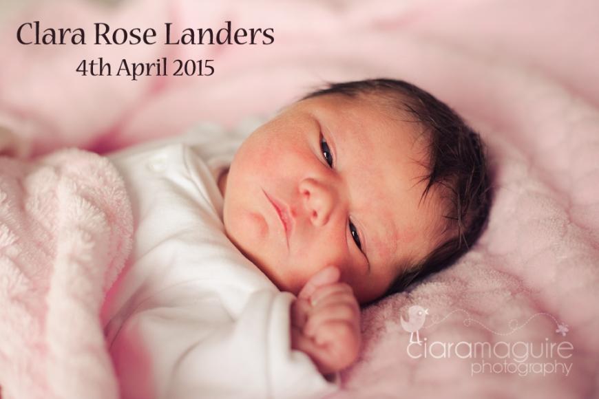 clara rose landers